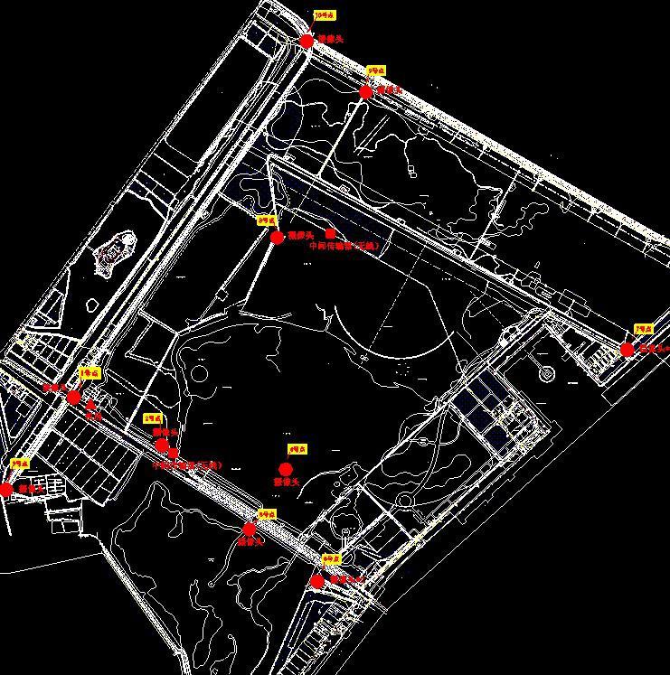 房间电路布线现场图