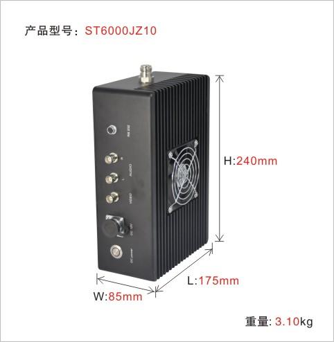 COFDM无线通信设备