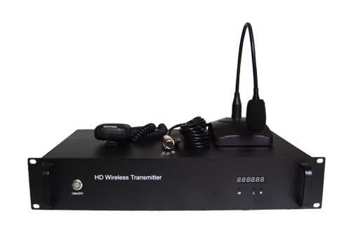 车载型COFDM移动视频远距离无线传输设备
