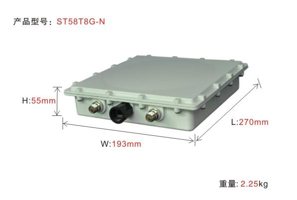 7公里无线传输用什么设备好?