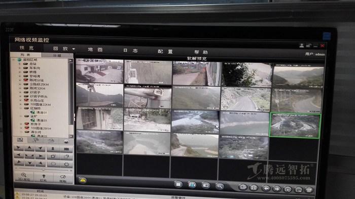 无线视频监控效果