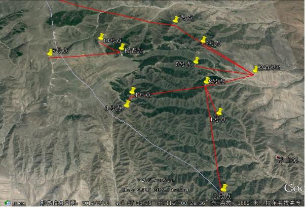 森林防火无线监控项目