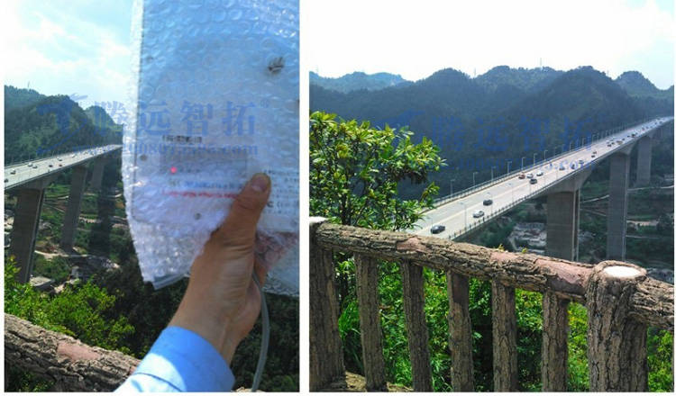 四川高速公路无线视频监控项目