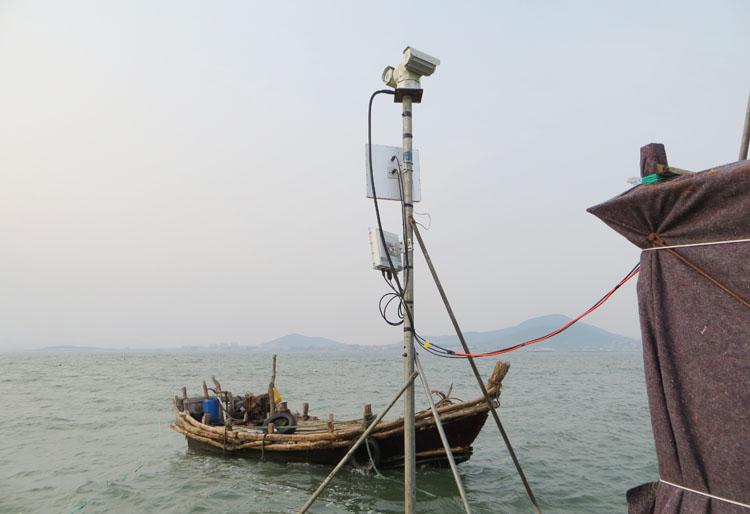 水产养殖场无线监控方案