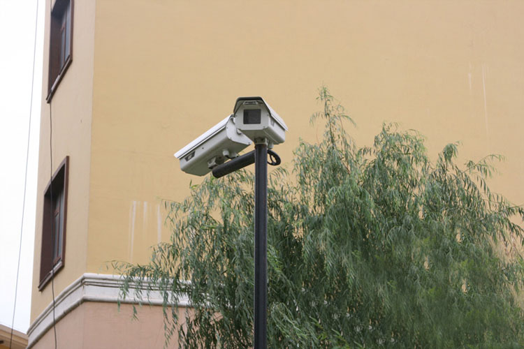苏州学院无线监控案例