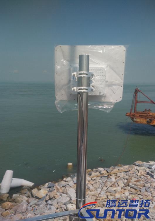 用于接收信号的远距离无线网桥ST5023PRO