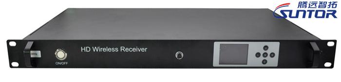 COFDM高清移动图像传输设备接收端