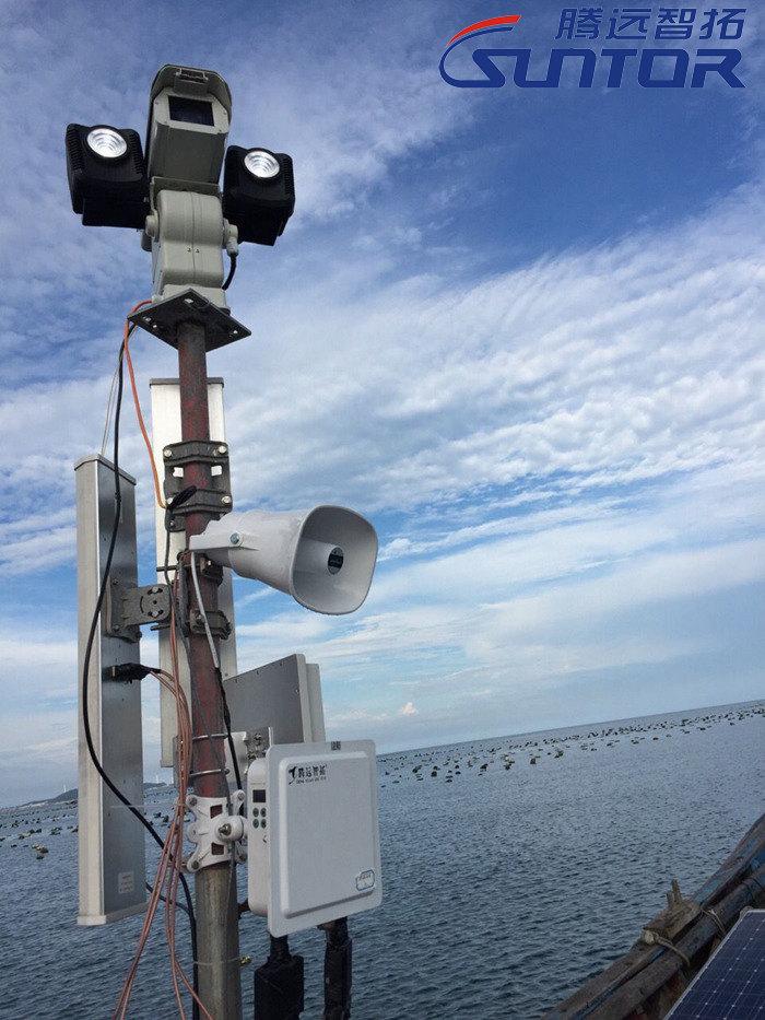 无线视频监控设备近景图