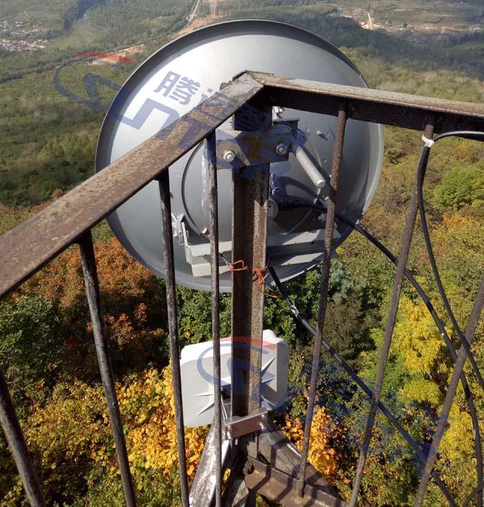 自然保护区无线网桥监控方案