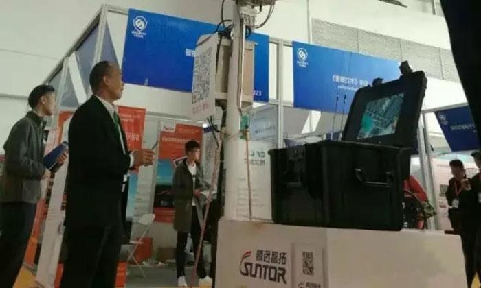北京安博会腾远智拓3G/4G设备