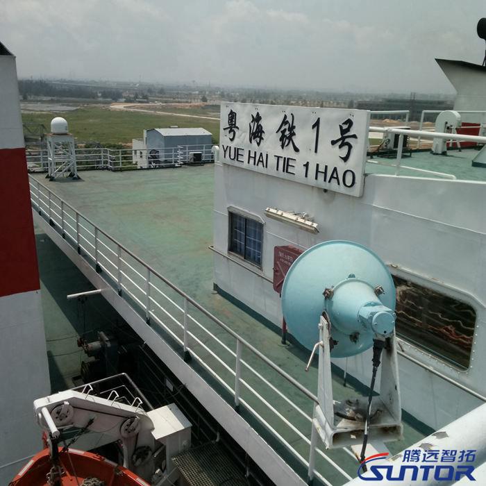 渡轮监控无线图传项目