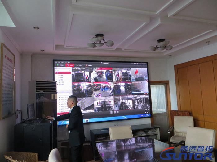 无线视频监控系统的的监控中心
