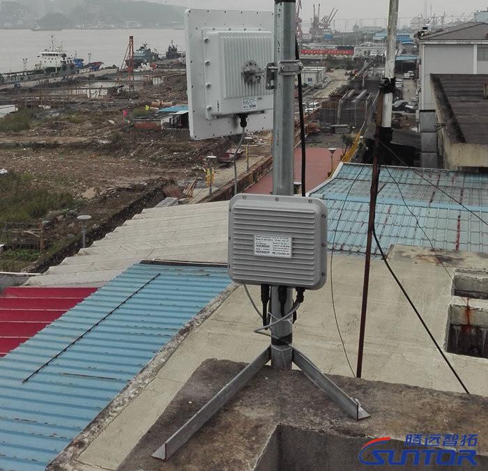 无线网桥接收端