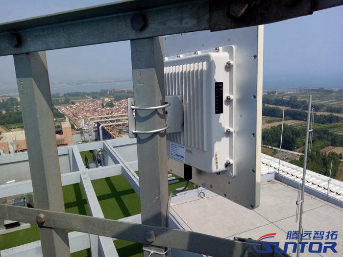 无线网桥ST58T8G-23接收端
