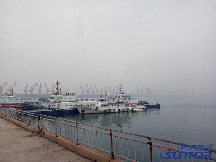 维护无线通信项目的港口