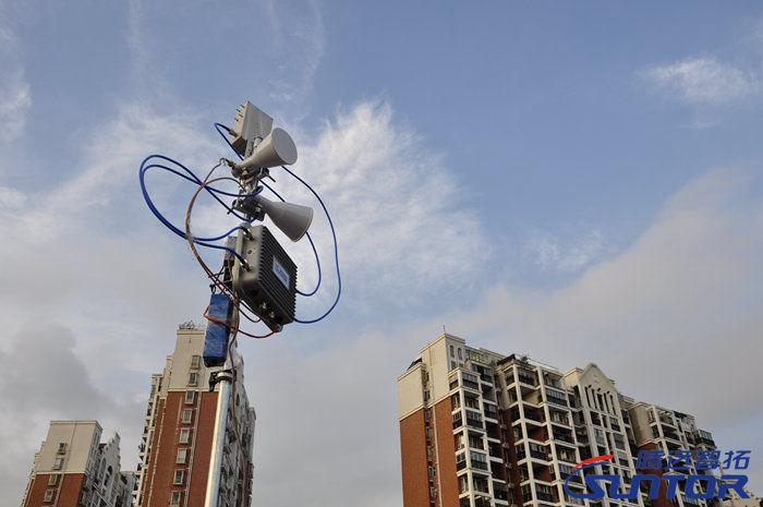 5号点的无线传输设备