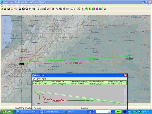 WIFI信号能传输多远?委内瑞拉无线微波传输实验打破纪录!