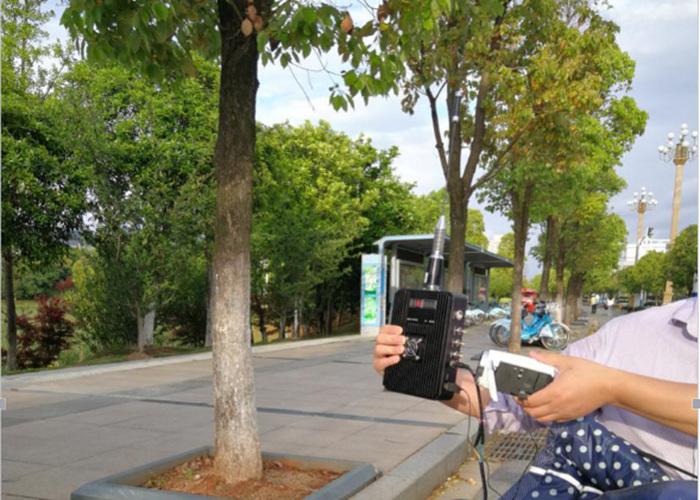 COFDM单兵无线图像传输设备