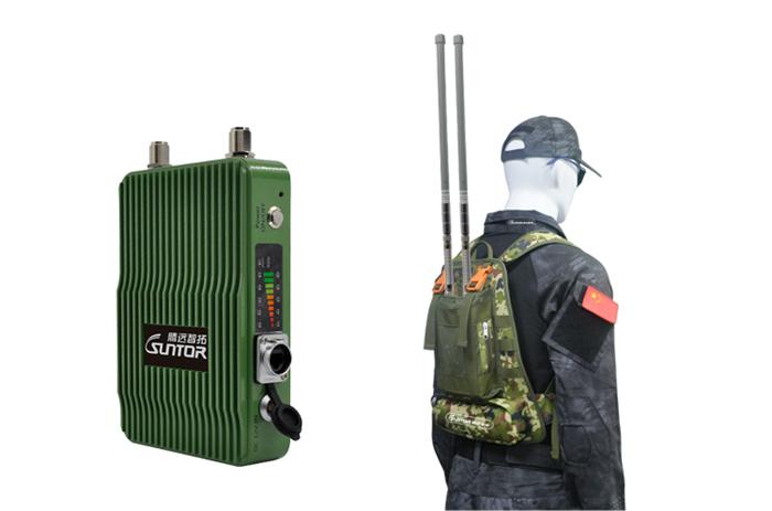 ST9800GB-DB单兵自组网终端设备