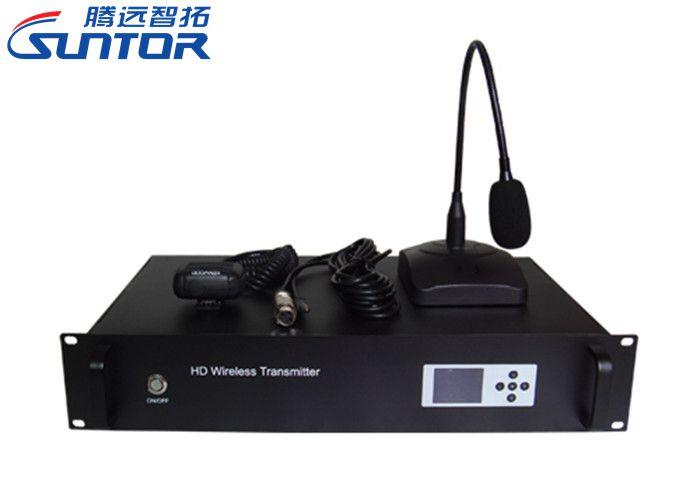 车载COFDM视频传输设备