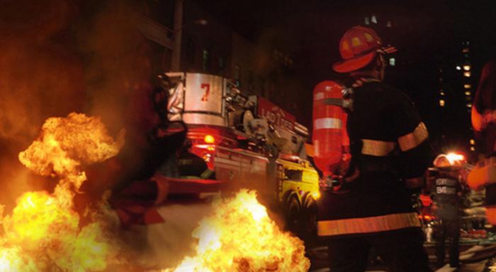 消防救援图片