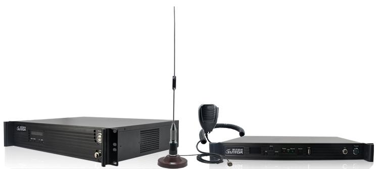 ST9520T大功率车载无线视频传输设备