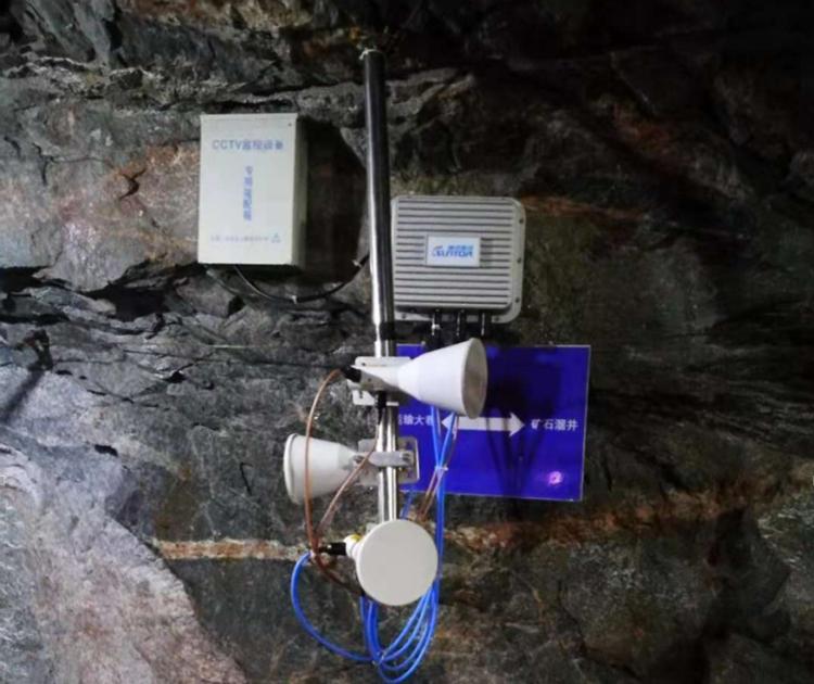 矿井内设备安装图3
