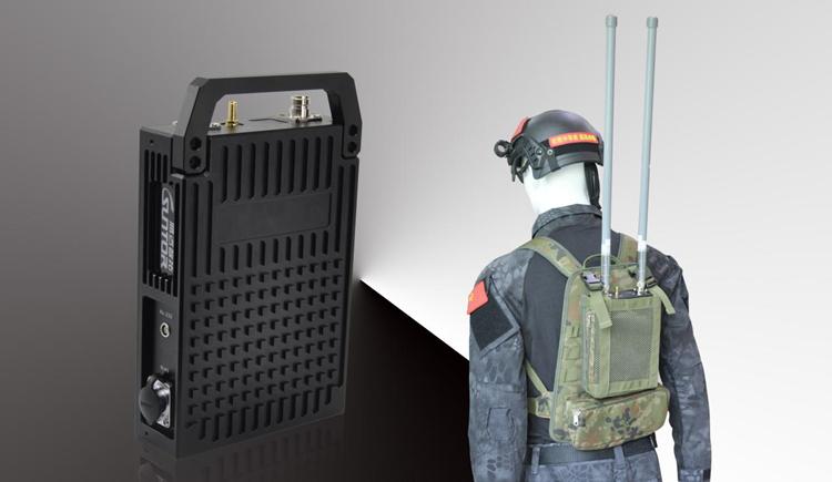单兵型无线自组网设备