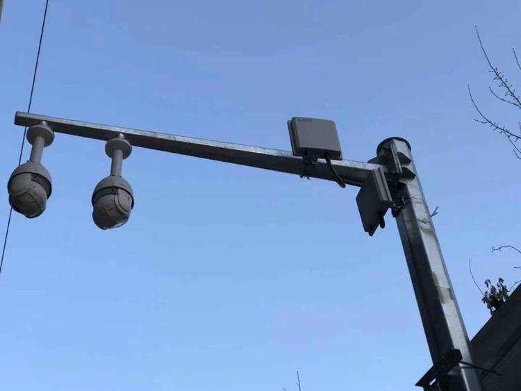 现场无线监控安装图片1