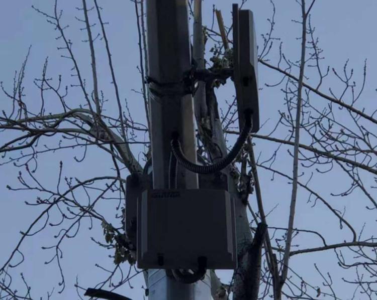 现场无线监控安装图片2