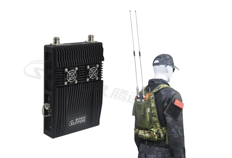 单兵型移动无线视频传输设备