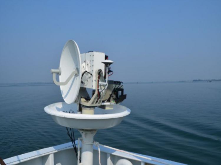 海上应急通信系统