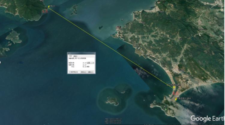 30公里传输距离点位图