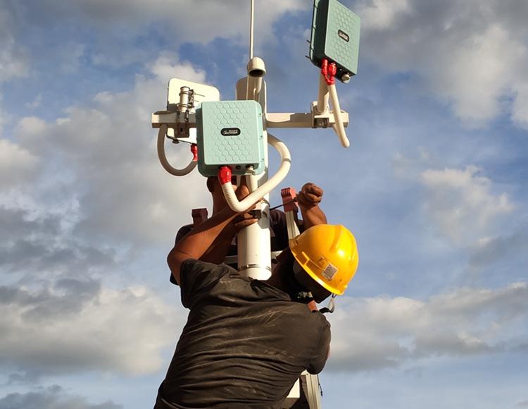 无线网桥维护