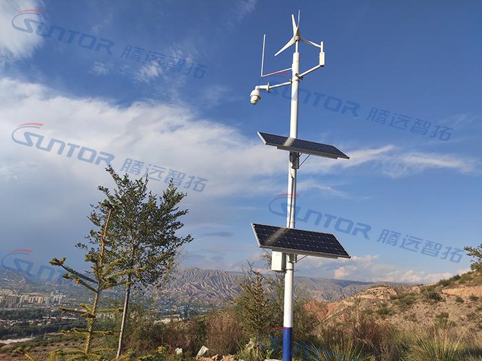 草原牧场远程无线监控系统