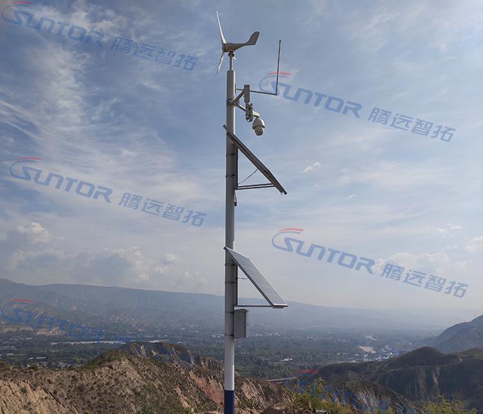 森林防火无线监控传输系统