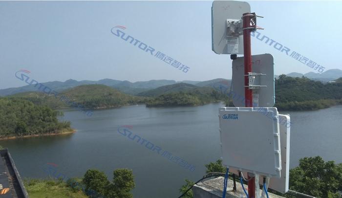 水库无线视频监控系统