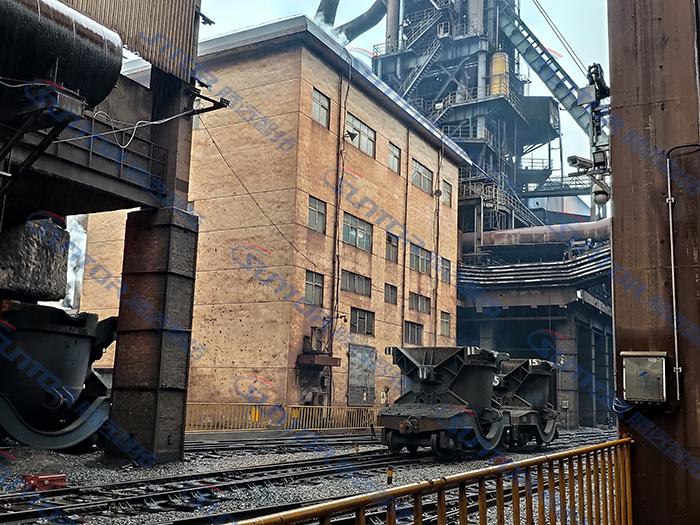 宝钢集团生产轨道