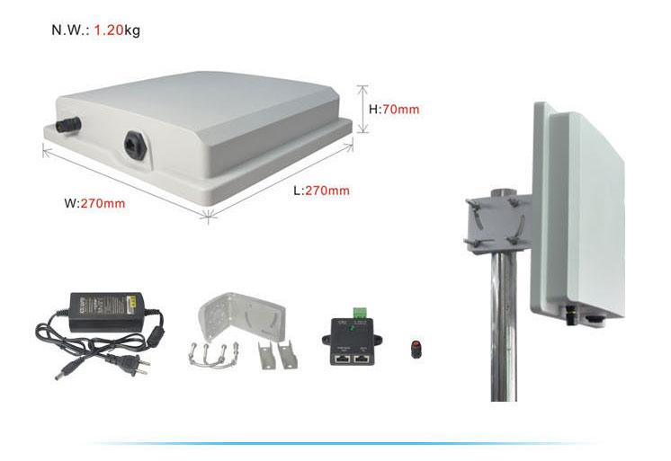 8公里无线视频传输设备