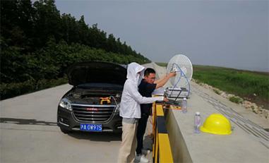 海上无线通信基站设备测试报告