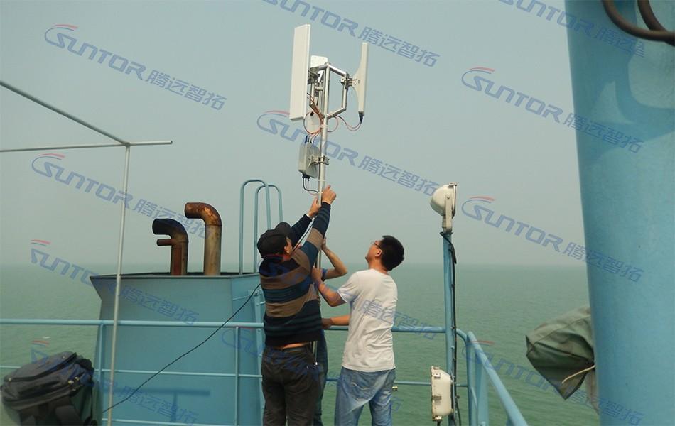 海上通信(xin)解決方案