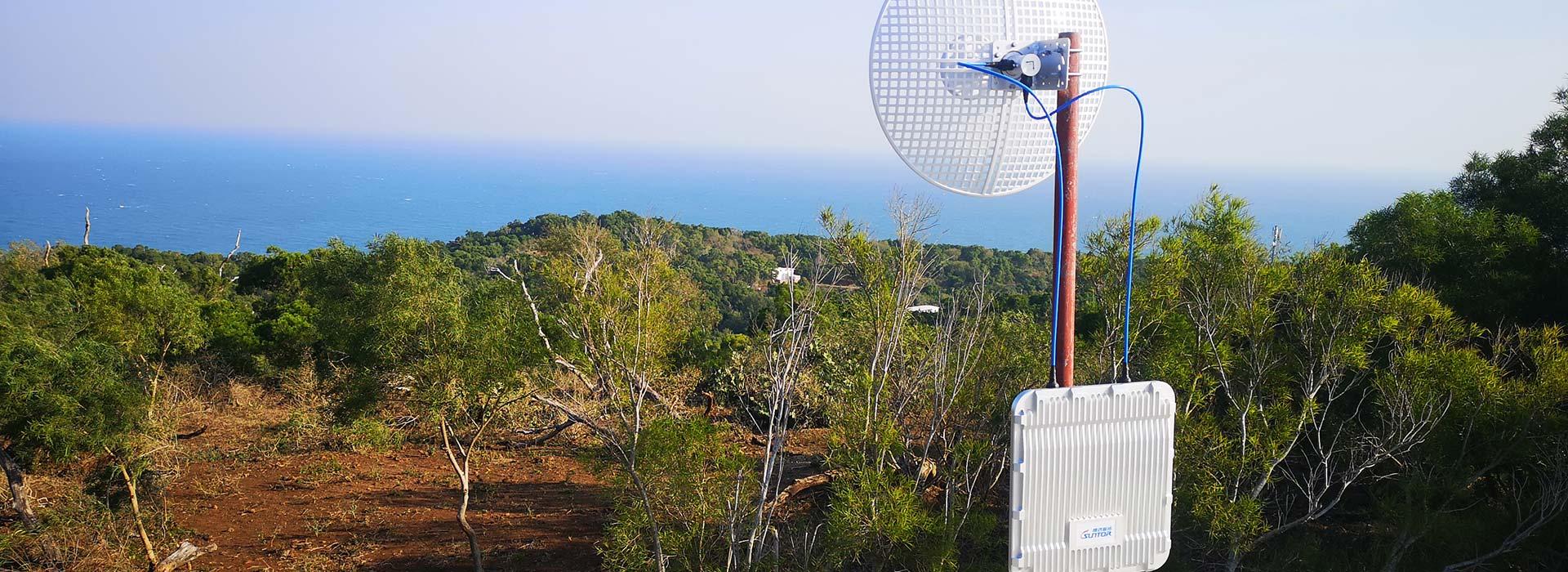 公園景區無線監控(kong)